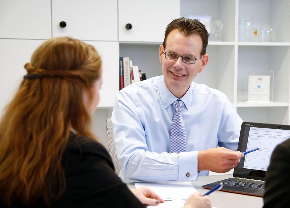 Ein Interim Manager für die Entwicklung von Personal: Siegfried Lettmann