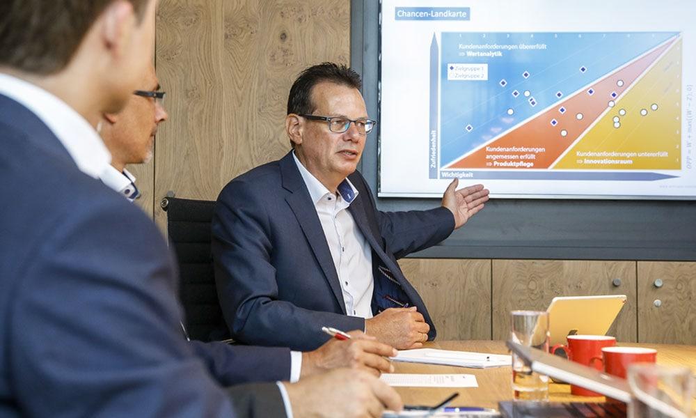 Business development in family business with Siegfried Lettmann