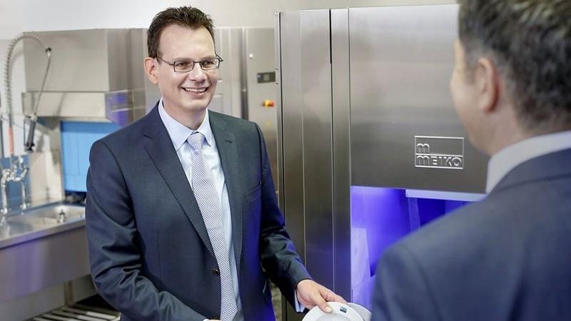 MEIKO Maschinenbau: Gastronomie Reinigungstechnik