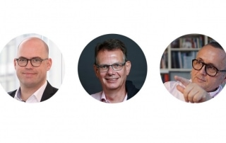 Drei preisgekrönte Interim Manager gegen Branchengrenzen
