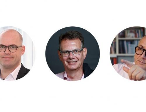 Branchengrenzen gelten nicht mehr: Drei Interim Manager unterstützen ein Start-up Hotel