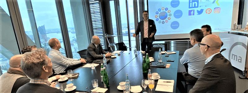Schulung für angehende Interim Manager: EBS-Seminar mit Siegfried Lettmann