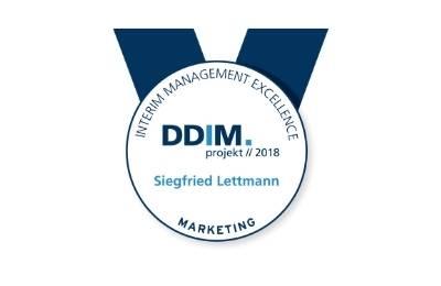 Interim Management Excellence Award