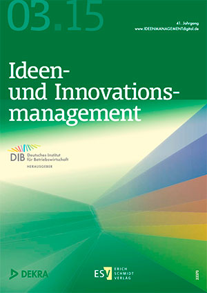 Ideen- und Innovationsmanagement