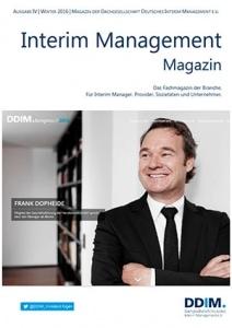 Inteirm Management Magazin Siegfried Lettmann