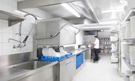 Restrukturierung bei einem Maschinenbauer für Technik für das Gastronomiegewerbe