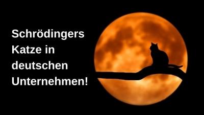Schrödingers Katze in deutschen Unternehmen