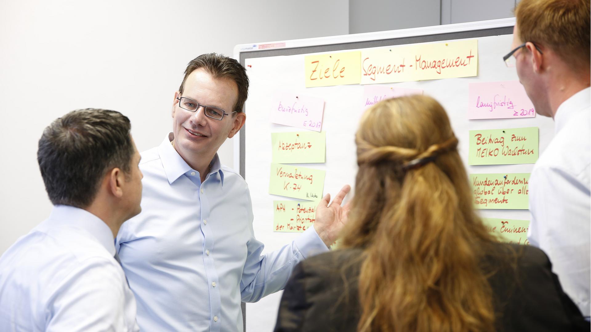 Marketing mit Interim Manager Siegfried Lettmann