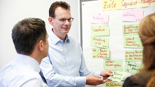 Transformation in Vertrieb und Marketing: Praxis