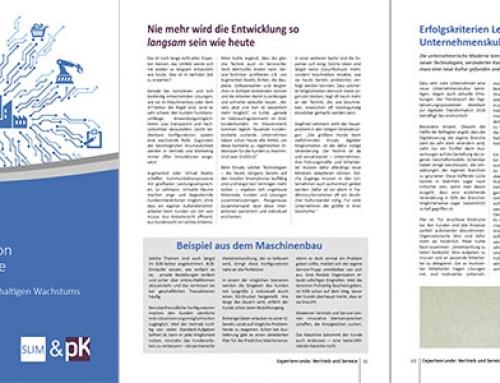 White Paper: Zusammenarbeit zwischen Vertrieb und Service