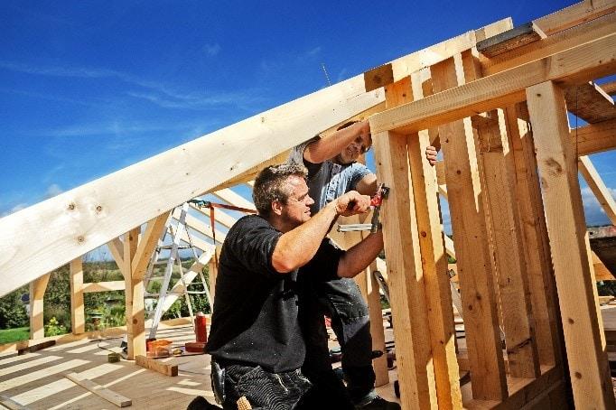 Bauzulieferer Metallindustrie: Befestigungstechnologien für den Holzbau
