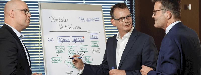 Kommunikation im Unternehmen: Siegfried Lettmann